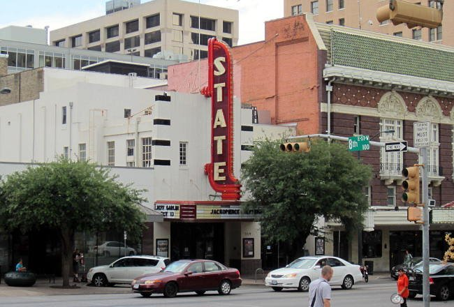 State Theater - Austin TX