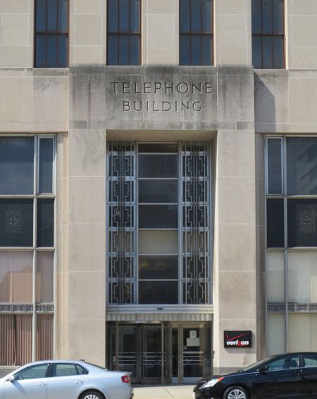 Telephone Building - Baltimore MD