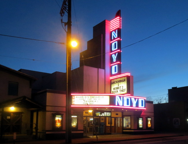 Noyo Theatre - Willits CA
