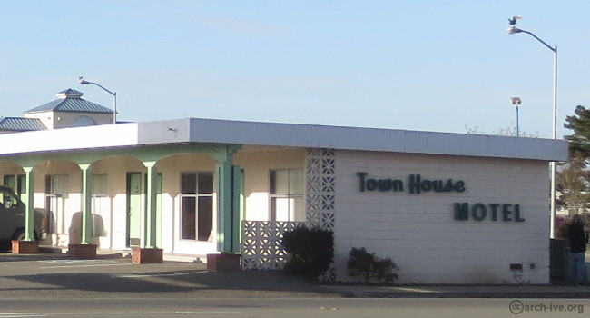 Town House Motel Crescent City