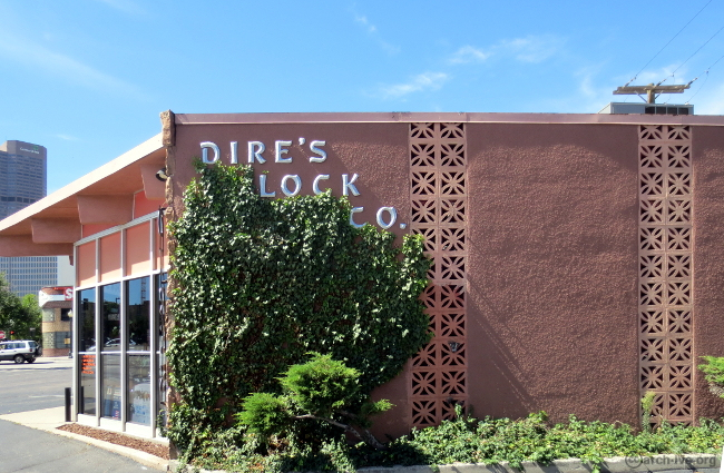 Dire's Lock & Key - Denver CO