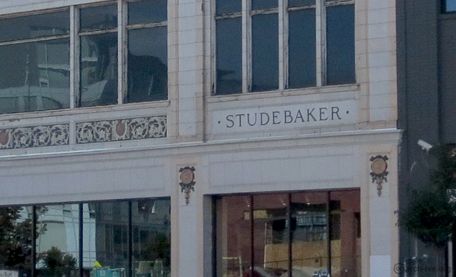 Franklin and Studebaker Building - Denver CO
