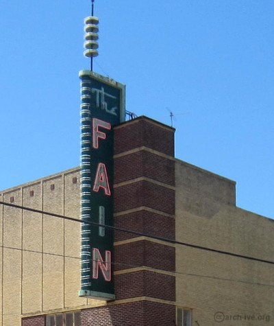 Fain Theater - Livingston TX