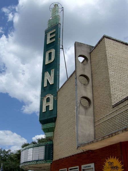 Edna Theater - Edna TX