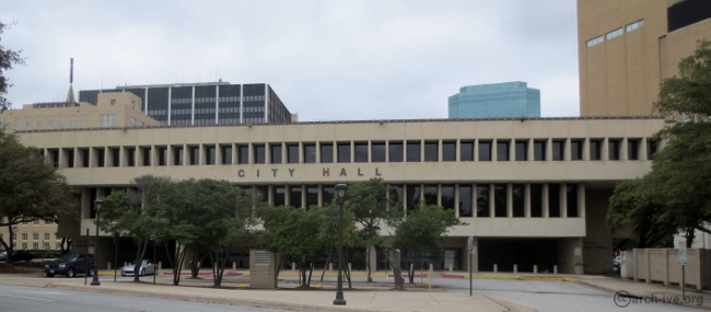 Fort Worth Municipal Building