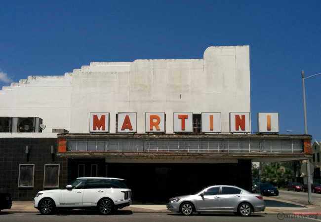 Martini Theater - Galveston TX
