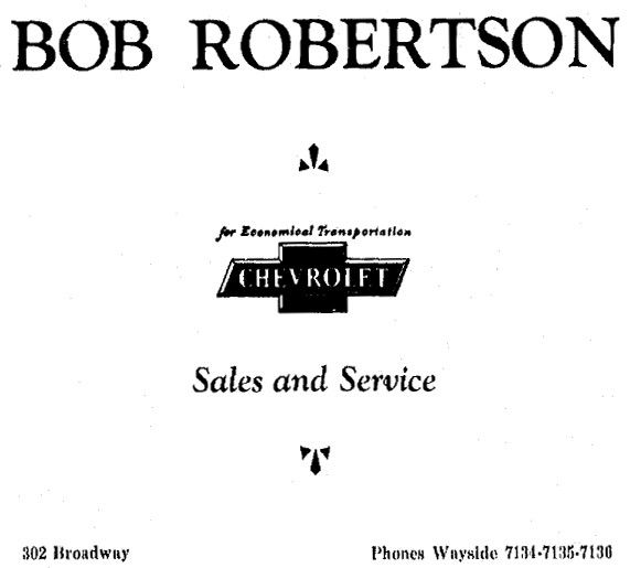 Bob Robertson Chevrolet - Houston TX