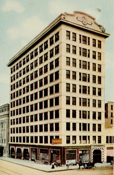 Houston Chronicle Building