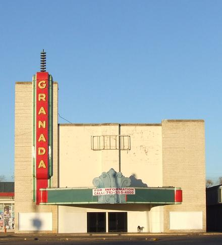 Granada Theater - Houston TX