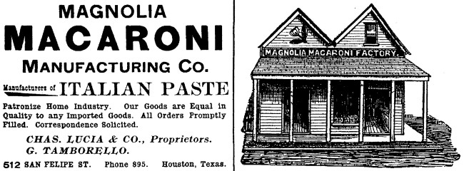 Magnolia Macaroni Factory - Houston TX