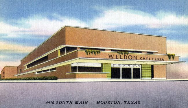 Weldon Cafeteria - Houston TX