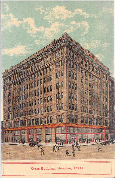 Kress Building - Houston TX