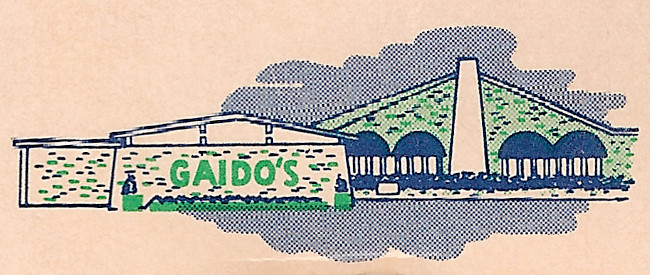 Gaido's Restaurant - Houston TX