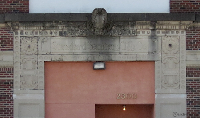 Standard Sanitary Mfg Co Houston The Arch Ive