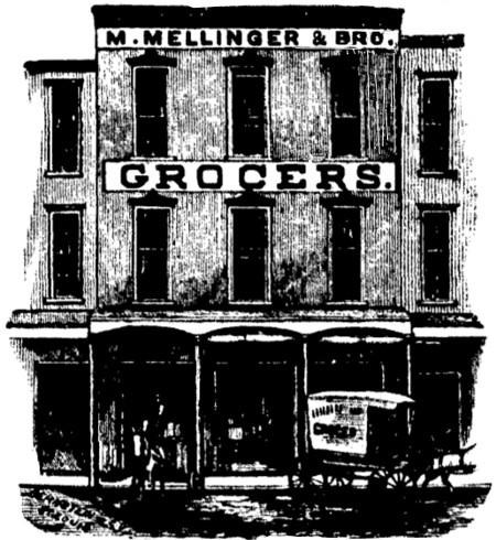 Mellinger Brothers Grocers - Houston TX