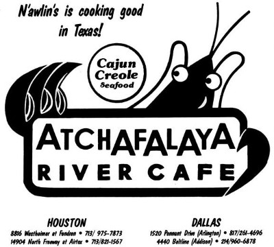 Atchafalaya River Cafe - Houston TX