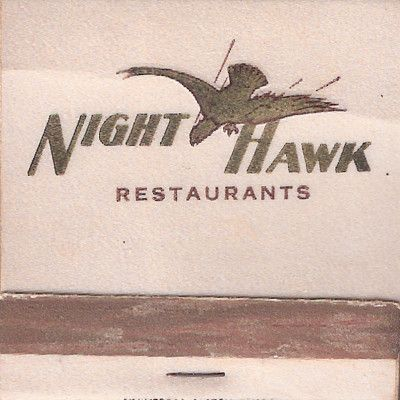 Night Hawk Restaurant - Houston TX