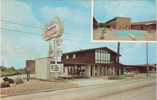 Ranger Motel Houston