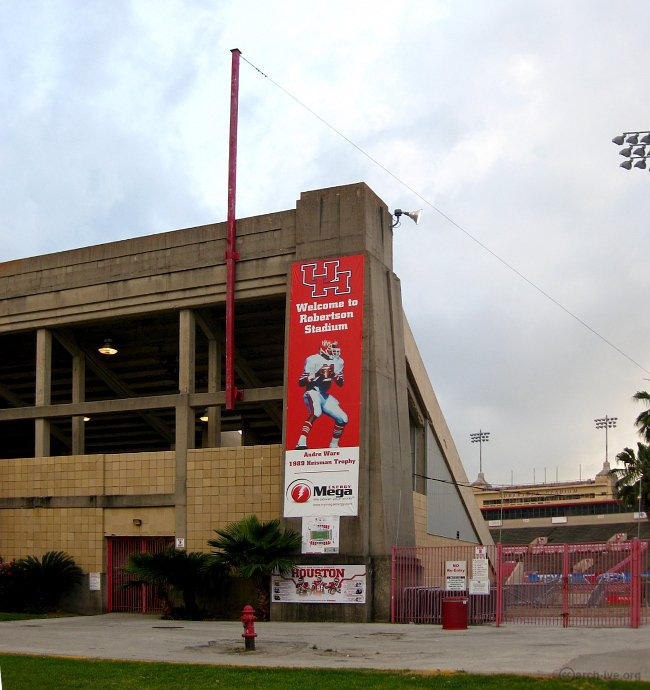 Robertson Stadium - Houston TX