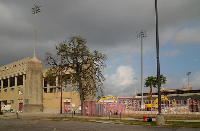 Robertson Stadium - University of Houston