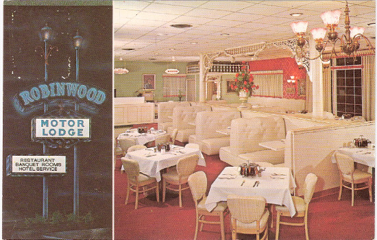 Robinwood Motor Lodge - Houston TX