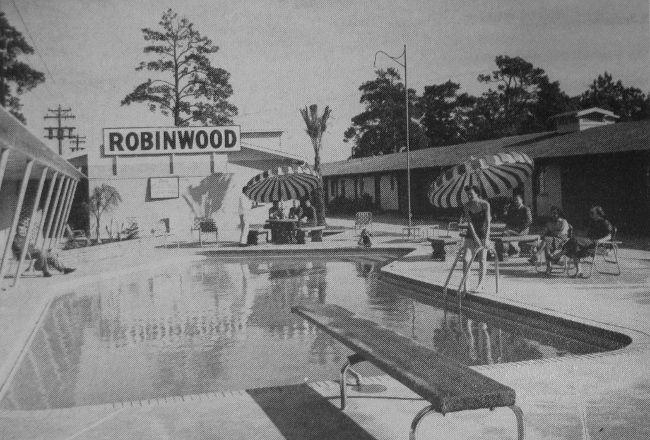 Robinwood Lodge - Houston TX
