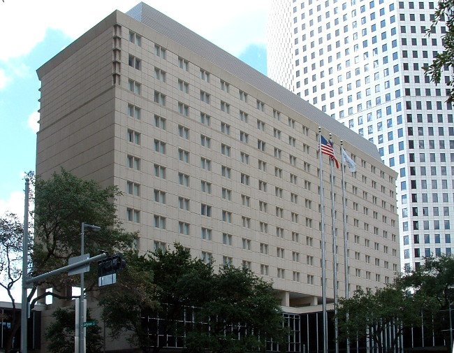 Crowne Plaza/Whitehall Hotel - Houston TX