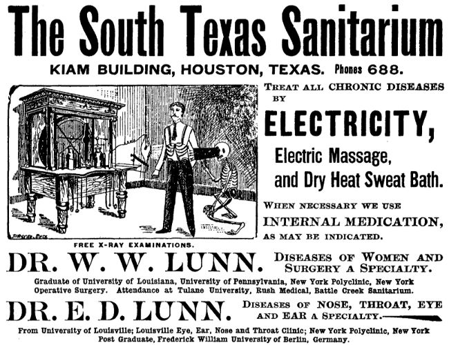 South Texas Sanitarium - Houston TX