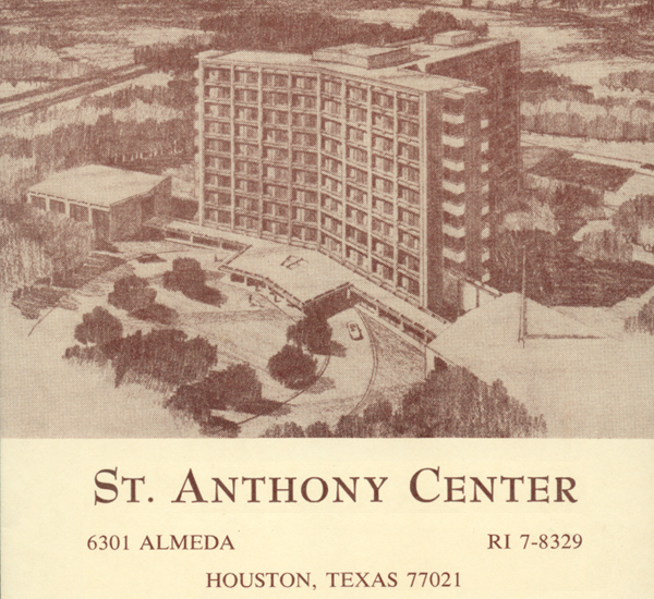 St. Anthony Center - Houston TX
