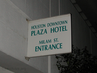 Holiday Inn - Downtown - Houston TX
