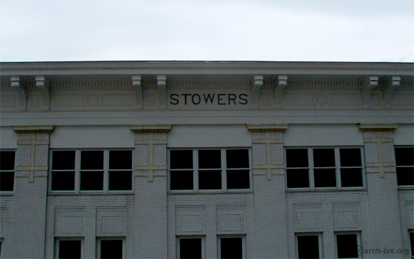 Stowers Building - Houston TX