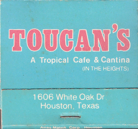 Toucan's - Houston TX