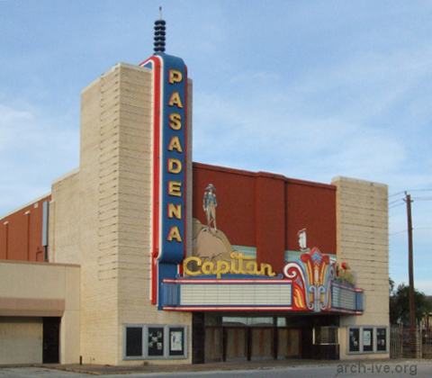 Capitan Theater - Pasadena TX