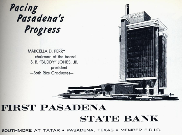 First Pasadena State Bank - Pasadena TX
