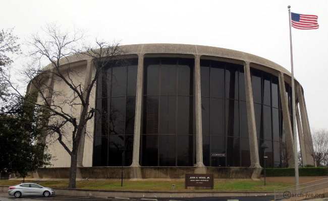 John H. Wood Federal Courthouse - San Antonio TX