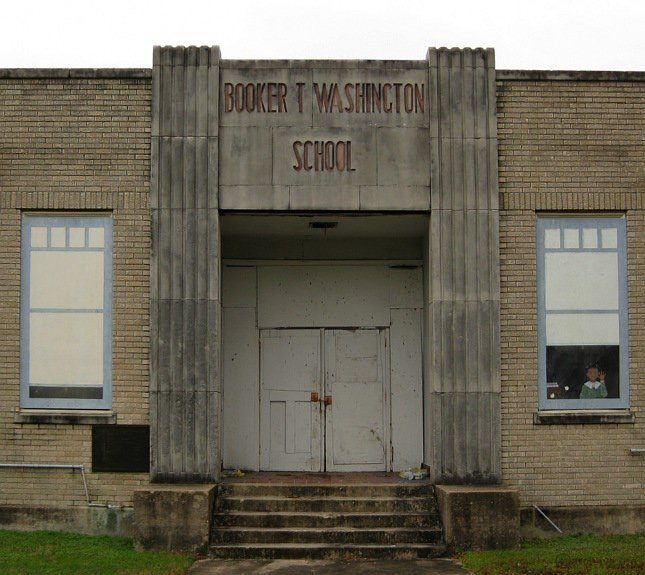 Booker T Washington School: Booker T. Washington School