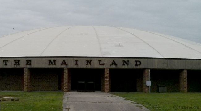College of the Mainland Gymnasium - Texas City TX