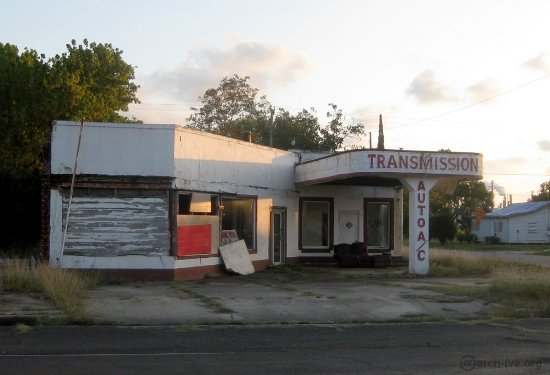 Mitchell's Service Station - Texas City TX