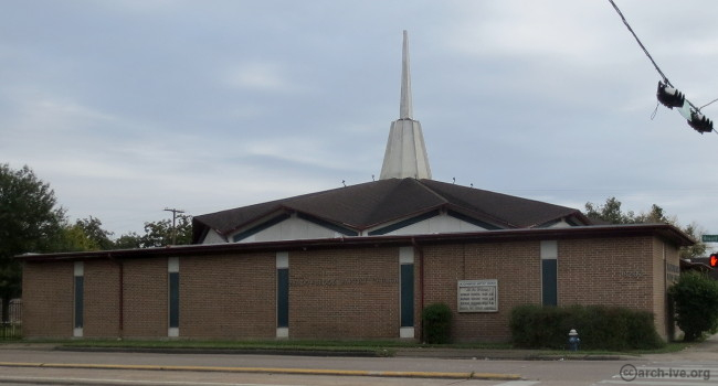 Meadowbrook Baptist Church – Houston